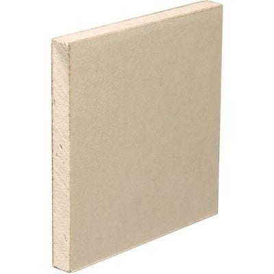 Gyproc Wallboard Square Edge 1200mm x 2400mm - All Thicknesses Plain Slabs