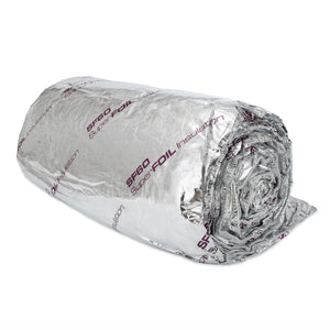 SuperFOIL SF60 100mm x 1.5m x 8m Wall Insulation