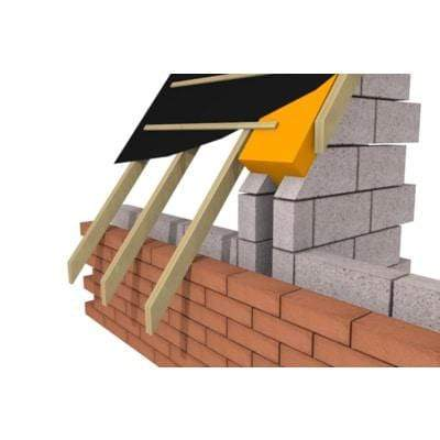 T-Barrier Pitched Roof - All Sizes Fireproof Insulation