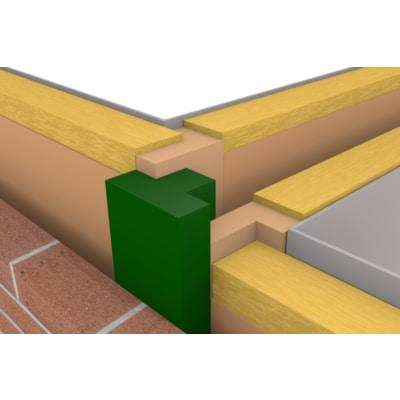 T-Barrier Timber Frame (vertical) - All Sizes Fireproof Insulation