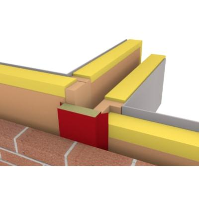 Party Wall TCB White 250mm x 1200mm - All Sizes Fireproof Insulation
