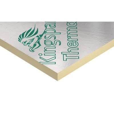 Kingspan Thermapitch TP10 Pitched Roof Board 1.2m x 2.4m - All Sizes Loft Insulation