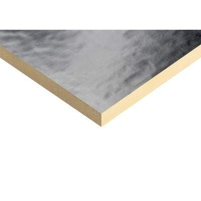 Kingspan Thermaroof TR26 Flat Roof Board 1.2m x 2.4m - All Sizes All Insulation