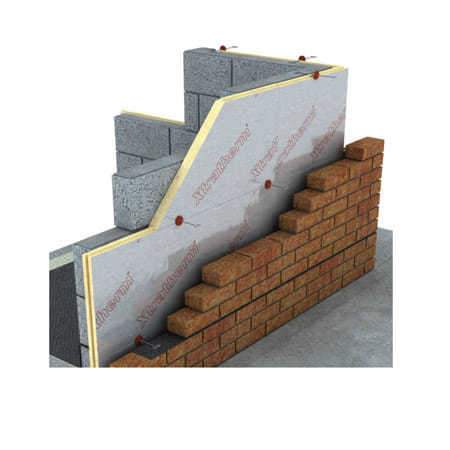 Thin-R Cavity 60mm Cavity wall Insulation