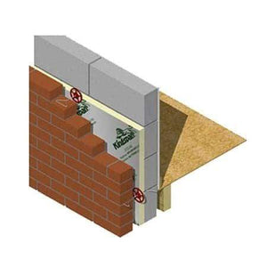 Kingspan Thermawall TW50 Cavity Wall Board 450mm x 1200mm - All Sizes Cavity wall Insulation