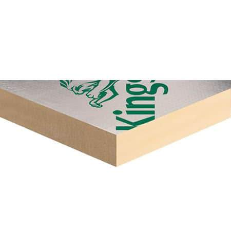 Kingspan Thermawall TW55 75mm (2.4m x 1.2m)