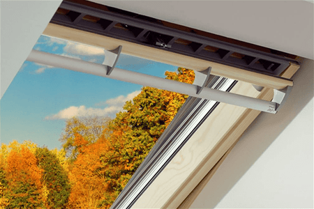 VELUX GGL 3070 Pine Laminated Centre Pivot Roof Window - All Sizes Roof Windows