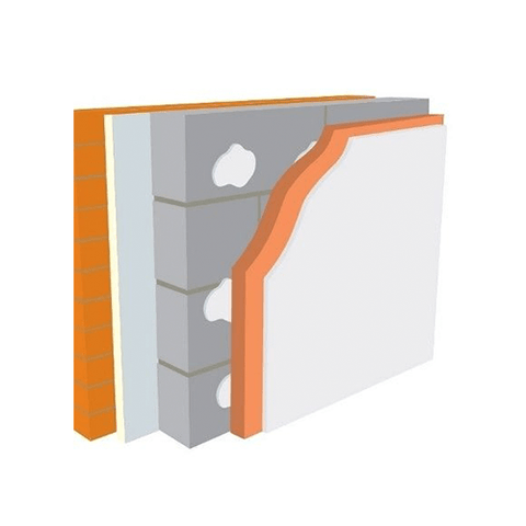 Warmline PHE Insulated Plasterboard 1.2m x 2.4m - All Sizes Loft Insulation