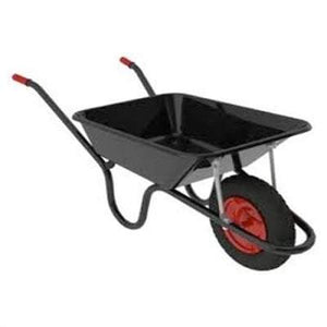 Builders Wheelbarrow Tools and Workwear