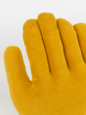 Hand Pillow - Yellow
