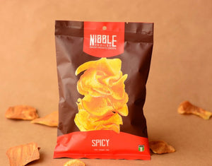 Nibble Plantain Chips (5 flavors)