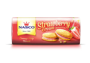 Nasco Exotic Cream Biscuits-4 Flavors Available