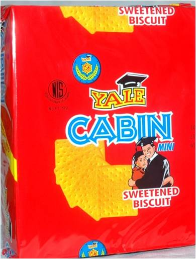 Yale Cabin Biscuits