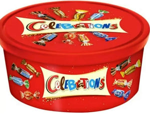 Mars Celebration Candy-3 Sizes Available