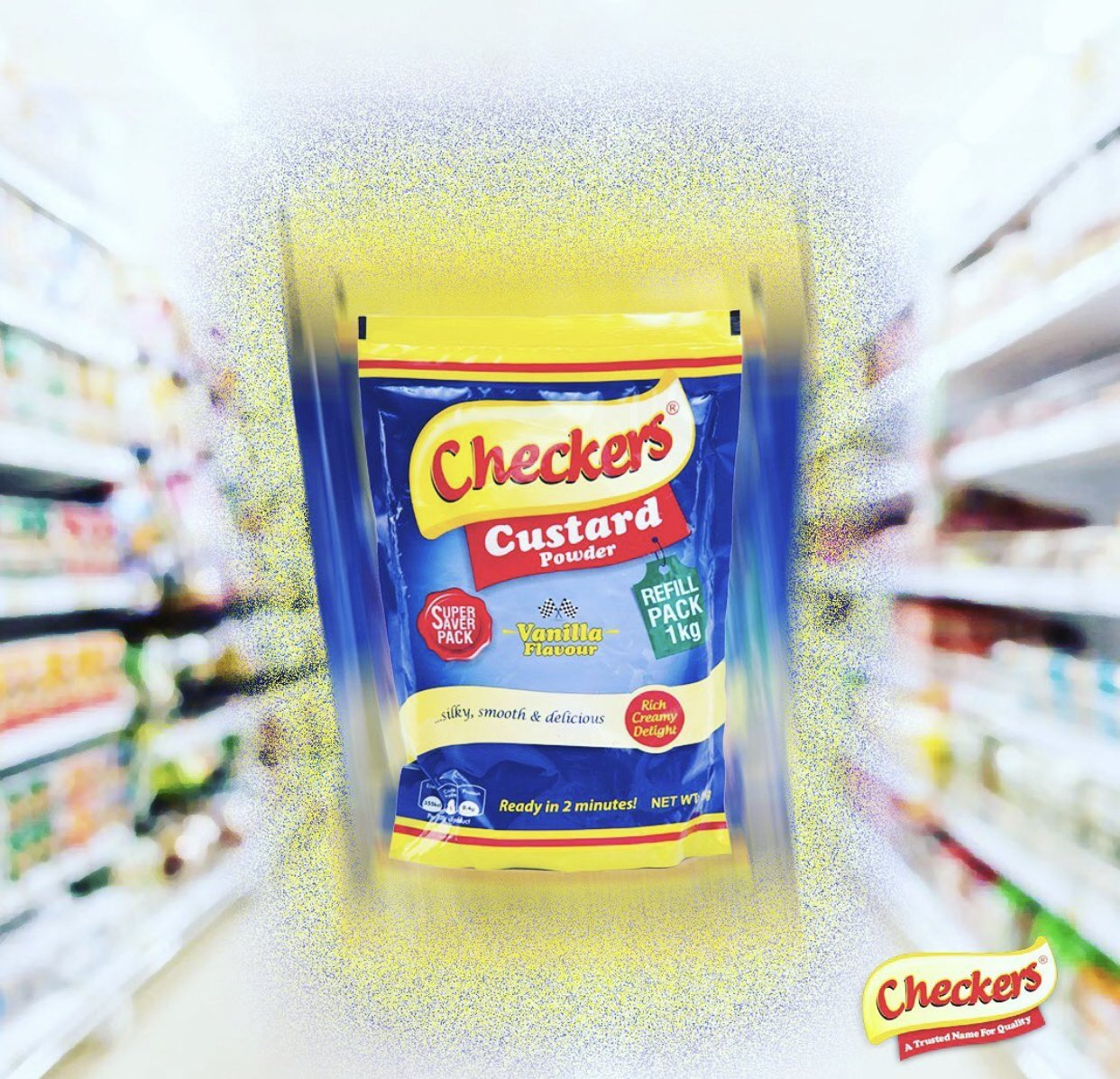 Checker's Custard-Wholesale