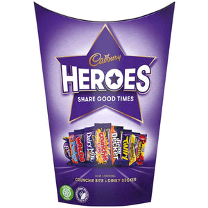 Cadbury Heroes-3 Sizes Available!