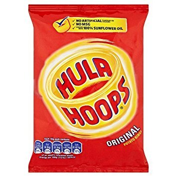 Hula Hoops Chips-Original Flavor