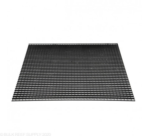 Black Egg Crate 2ft x 2ft Square Sheet