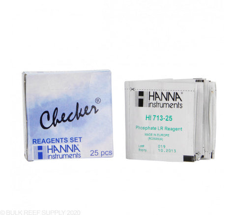 Hanna Phosphate Low Range Checker Reagents