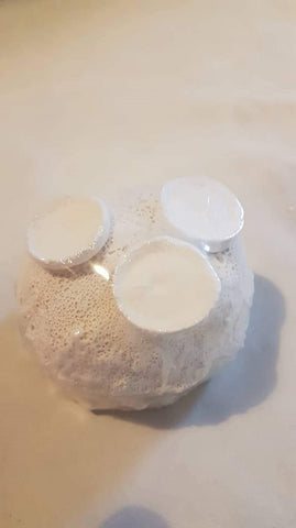 Small Ceramic Frag Rocks - 6 Plugs