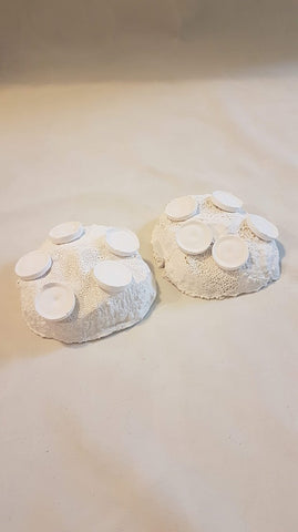 Medium Ceramic Frag Rock- 10 Plugs