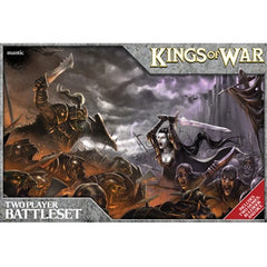 Kings of War Two Player Battle Set (Old Style)
