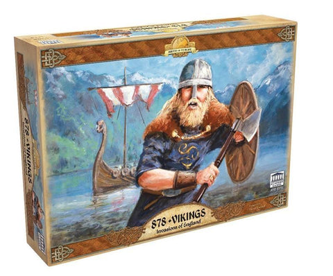 878 Vikings - Invasion of England
