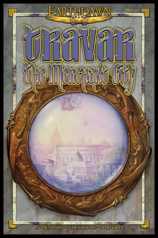 Travar the Merchant City - Earthdawn 4th Edition