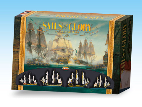 Sails of Glory - Ship to Ship Combat in the Age of Sail - SGN001A