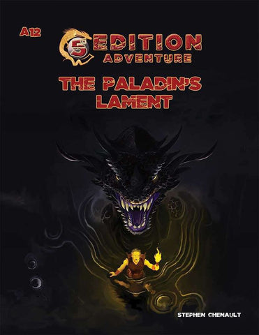 A12 The Paladin's Lament - 5th Edition Adventure
