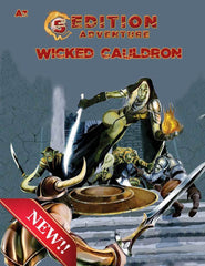 A3 Wicked Cauldron - 5th Edition Adventure