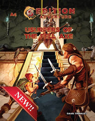 A4 Usurpers of the Fell Axe - 5th Edition Adventure