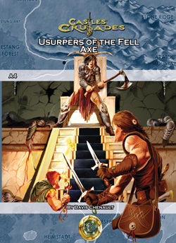 A4 Usurpers of the Fell Axe - Castles and Crusades