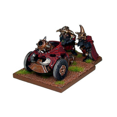 Abyssal Dwarf Angkor Heavy Mortar - Kings of War