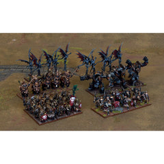 Abyssal Dwarf Army (Old Style) - Kings of War