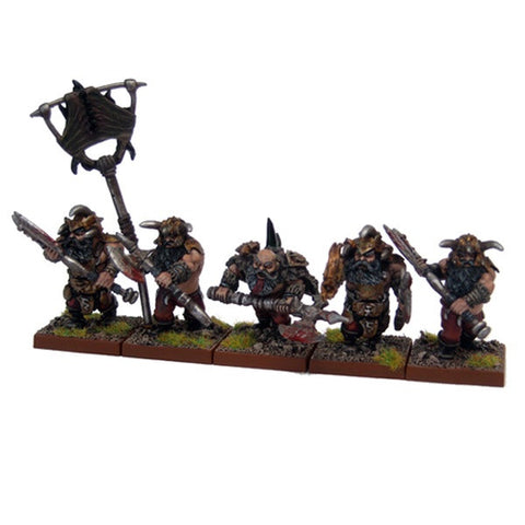 Abyssal Dwarf Mega Army - Kings of War