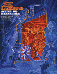 Acting Up In Lankhmar - 2nd level adventure - DCC Lankhmar