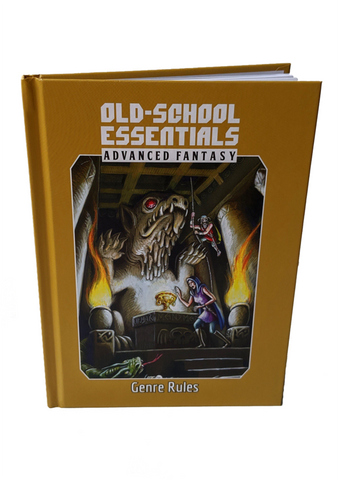 Old School Essentials: Genre Rules