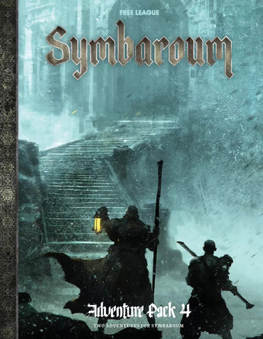 Symbaroum: Adventure Pack 4
