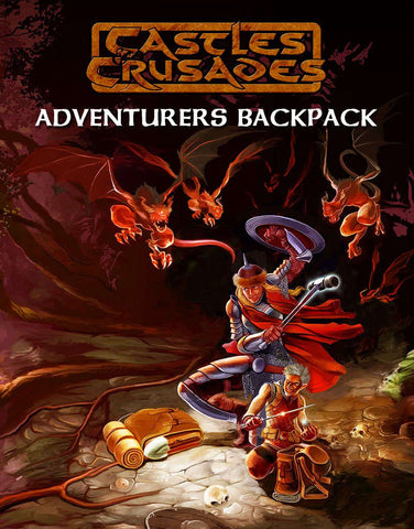 Castles and Crusades - Adventurers Backpack