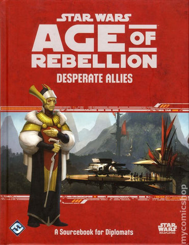 Desparate Allies - Star Wars Age of Rebellion