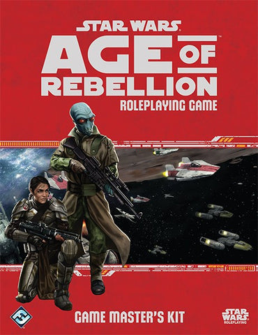 Star Wars Age of Rebellion - Game Master's Kit