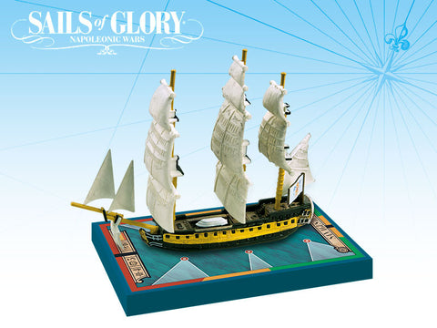 San Agustin/Bahama - Sails of Glory Ship Pack - SGN112B
