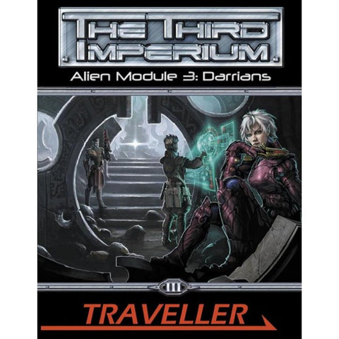 Alien Module 3: Darrians - Traveller Thrid Imperium