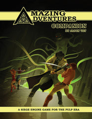 Amazing Adventures RPG Companion