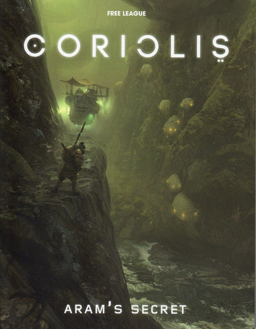 Aram's Secret: Coriolis RPG