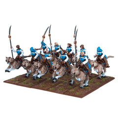 Basilean Sisterhood Panther Lancer Regiment - Kings of War