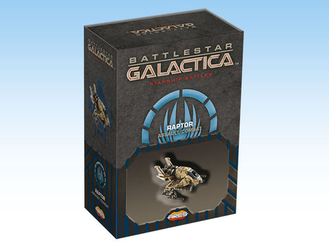 Battlestar Galactica Raptor (Assault/Combat)