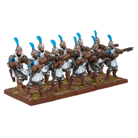 Basilean Crossbowmen Troop (10) - Kings of War
