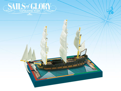 Bertin/Berryer - Sails of Glory Ship Pack - SGN116B